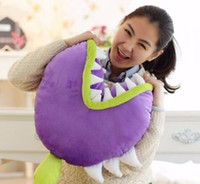 Wholesale new unique toys for sale - 55cm Plants vs Zombies Plush Toys Piranha Soft Stuffed Plush Toys Doll Pillow Unique Gift
