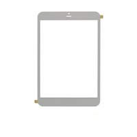 fpc glass al por mayor-Nuevo 7.9 pulgadas Touch Screen Digitizer Glass FPC-C079T1234AA2 Tablet PC