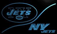 бесплатные барные вывески оптовых-LS2042-b-Jets-bar-Neon-Light-Sign Decor Бесплатная доставка Dropshipping Оптовая 6 цветов
