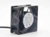 inversor melco al por mayor-Nuevo Melco MMF-06D24DM RC4 para ventilador inversor Mitsubishi 6025 60m 6cm 24V 0.05A ventilador de refrigeración del servidor