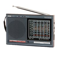 Wholesale Frequency Conversion - Wholesale-Teh son r-9700dx high performance frequency conversion 12 stereo radio