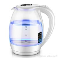 Wholesale Electronic L Stainless Steel Electric Water Kettle To Boil Tea Kettles Automatic Power Off Kitchen Appliances