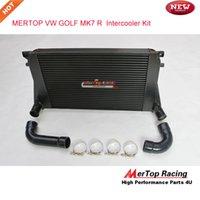 Wholesale Vw Golf Intercooler - Mertop RaceWagner Intercooler kits for Aud* A3 S3 TT VW GOLF MK7 1.8- 2.0T VERSION A