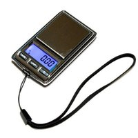 Wholesale value electronics for sale - Group buy Genuine small mini pocket jewelry scale dividing the value of g electronic palm said DHL