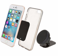 Wholesale car accessories for cell phones online – Stick On Dashboard Magnetic Phone Holder Cell Phone Car Holder for iphone Plus S S for Samsung Mobile Phone Accessories