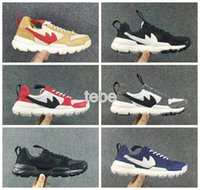 Wholesale Canvas Fabric Yard - 2017 Tom Sachs x Craft Mars Yard TS NASA Men Running Shoes For Men Fashion High Quality Shoe Craft Mars Yard Nasa 2.0 Sports Sneakers