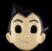 Wholesale Toy Astro Boy - Astro Boy Mask - Greatest Astro Adventures Kids Birthday Party Mask Masquerade Mardi Gras Mask One Size Fit Most Adult and Children