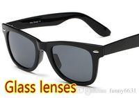 Nova marca de verão homens praia óculos de sol lentes de vidro óculos de  ciclismo das mulheres de bicicleta óculos de condução de vidro 6 cores  preço barato ... 7b446f78c9