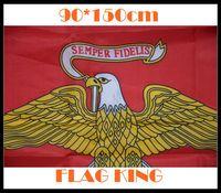 exército de usmc venda por atacado-90 * 150 cm 3x5 FT Exército Americano EUA Estados Unidos Corpo de Fuzileiros Navais-USMC Polyster bandeira bandeiras com Ilhós De Bronze