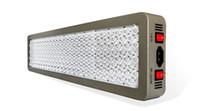 sebze çiçekleri toptan satış-Yeni P600 Çift Çip Tam Spektrum 600 W LED Büyümek Işık Çift Çip Topraksız Sebze Çiçek Bitki Işık Büyümek