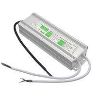 Wholesale electronics converter resale online - High Quality DC24V W A Waterproof IP67 Electronic LED Driver AC110V V LED Strip lights Transformer Converter