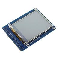 Wholesale Fpga Altera Board - 2.4 Inch TFT LCD Color Screen Module With Touch IC SD ILI9341 Card For Altera FPGA Development Board