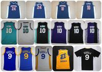 Wholesale Arizona Basketball Jersey - Throwback Arizona Wildcats College Basketball Jersey 10 Mike Bibby 24 Andre Iguodala Navy Blue Shirts University Stitched Jerseys S-XXL