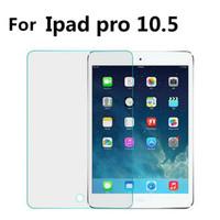 protector de vidrio para ipad air al por mayor-Protector de pantalla HD de vidrio templado templado de 0.3 mm para iPad 2 3 4 Pro ipad mini Ipad air 5 Paquete de 6 opp