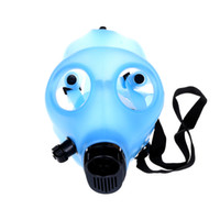 Wholesale Smoke Mask Wholesale - Smoking Dogo Wholesale Luminous Coloful Hot Selling Gas Mask Bong Water Smoking Pipe Bongs Accessories SBO-011