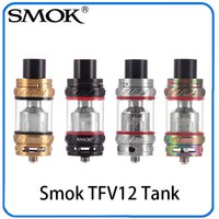 SMOK TFV12 tanque 6ml superior de llenado de control de flujo de aire Cloud Beast King Atomizer para 510 Thread Box Mod kit 0266118-1