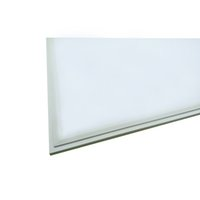 techo suspendido luces led al por mayor-Panel blanco LED panel de luz 36w 48W 72W 80W 600x1200 300x1200 600x600 2x2 2x4 pies paneles LED empotrado suspendido led Panel de techo Luces