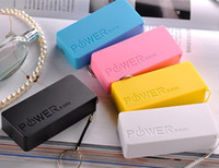 Wholesale External Cell Phones Battery Charger - iPhone7 5600mah Power bank Perfume Phone Power Bank Emergency External Battery Charger Cell Phone Chargers panel USB for Mobile Phone