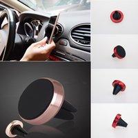 lüftungshalter großhandel-Auto Mount Air Vent Magnetische Universal-Handy-Halter mit Kleinpaket
