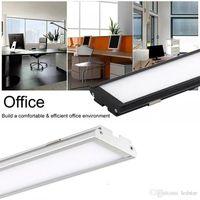 best led ceiling mount surface  - Surface Mounted LED Panel Light 4ft 1200mm 25W batten Tube shaped led ceiling panel light High brightness 2000Lm AC 85-265V