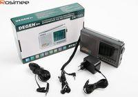 Wholesale Radio Receiver Sw - Wholesale-Brand DEGEN DE1103 Tragbare Radio FM SW MW LW SSB Digitaler Radio Receiver Klangeigenschaften Portable Radio