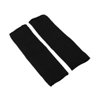 Wholesale Cheap Arm Sleeves - Wholesale- 1 Pair Steel Wire Cut Proof Anti Abrasion Stab Resistant Armband Sleeve Guard Bracers Safty Arm Guard Bracers Protector Cheap