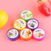 Wholesale Nail Polish Wipes - 48PCS lot Cosmetic Oil Nail Polish Nutrition Remover Resurrection Towel Fruit Flavored Wash Cotton Nail Tools 6 Kind Smells