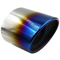 Wholesale Colourful Chrome Stainless Steel Exhaust Muffler Pipe for Honda Accord th