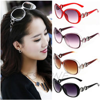 oversized retro sunglasses wholesale toptan satış-Toptan-E74 Ücretsiz Kargo Yaz Moda Gözlük Retro Vintage Boy Kadınlar Tasarımcı Güneş Gözlüğü Gözlük