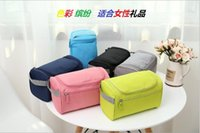 Wholesale Travel Washing Line - Wash bag high quality lining pocket best seller Outdoor direct sales of men and women in Oxford travel camouflage package package