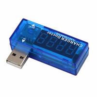güç bankası test cihazı toptan satış-KWS-02 USB Şarj Güç Bankası Metre Gerilim Akım Kapasitesi Pil Tester LED Güç Doktor Metre Voltmetre Ampermetre Tester 2017 SıCAK Satış