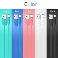 Wholesale Usb Changer Iphone - Micro USB Cable 5V 2A Quick Charge Cable Mobile Phone Changer Cord Data sync Colorful Charger Cable