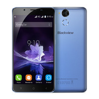 Wholesale P2 Video - Blackview P2 Mobile Phone Android 6.0 MTK6750T Octa-core 4GB+64GB 13.0MP+8.0MP Fingerprint 5.5inch 4G Smartphone 5G Wifi