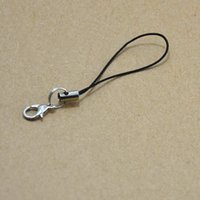 Wholesale Diy Key Chain Ring - DIY Lobster Clasp Keychain Women Bag Phone Wallets Keyring Ornaments Key Chain Ring Trinket Jewelry Accessories Wholesale