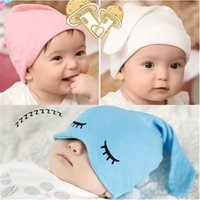 Factory Directly Sales Baby caps winter earflap kids hat newborn photography props bonés de bebê New era cap Lovely shape 0-2 T BABY