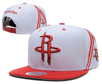Wholesale snapback teams - FREE SHIPPING 2017 Snapback Caps Houston Adjustable All Team Baseball Hats women men Snapbacks High Quality james harden Sports hat