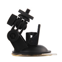 Wholesale Hero Suction - Car Sucker Holder Mount Suction Cup for Go Pro Hero 4 3 2 1 For SJ4000 sj5000 SJ7000 SJ8000 F60 EKEN H9 yi camera
