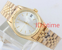 Wholesale luxury watch automatic golden for sale - Group buy New Luxury Brand Fashion Watches Golden Face Case Sapphire Glass Automatic dezel male watch Mechanical Gents High quality Watches