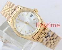 relojes para hombre caras al por mayor-Nuevos relojes de moda para hombres SS Golden Face Case Mens Movimiento automático Reloj de lujo Mecánico Diseñador hombres Relojes de pulsera btime