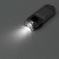 Wholesale Nitecore Rechargeable Flashlight - Nitecore T Series Tube 45LM 2 Modes Mini USB LED Keychain Flashlight Rechargeable Key Chain Keyring Light Lamp Torch
