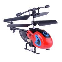 mini-elektro-hubschrauber großhandel-Mini Rc Hubschrauber 3.5CH Remote Electric Control Hubschrauber Drone Radio Control Quadcopter Taschenlampe für Großhandel Drone Flyer