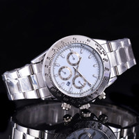 Wholesale Best Quality Watches For Women - AAA QUALITY Hot Couple Luxury Watch women mens watches Top Brand Fashion Full Stainless steel Quartz Wristwatches for Men Ladies best gift