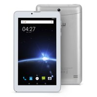 "Wholesale Mtk Unlock - iRULU 7"" Phablet Android 7.0 Unlocked 3G 2G Phone Call Tablets 1GB 16GB 1024 x 600 SIM Card Tablet PC GMS Certified"