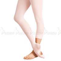 Wholesale Girls Pink Ballet Tights - Wholesale- Convertible Ballet Tights Pink Quality Ballet Dance Tights For Adults Spandex Soft Microfiber Girls Ballet Tights