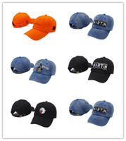 Wholesale Bad Snapback - Cheap Wholesale 2017 distressed Boo Mario Ghost black cowboy bad hiss Mario Ghost dad hat hip-hop baseball caps snapback hats for men women