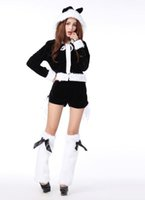 Wholesale Holloween Costumes Women - 2017 disfraces de halloween costumes cosplay holloween New Christmas suit sexy xmas Red suit christmas gifts wholesale Mixed batch sales