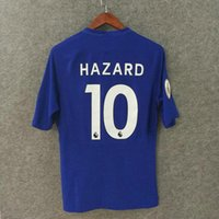 Wholesale Chelsea Soccer Name Number - Perfect 17 18 chelsea home player version soccer jerseys quicker evaporation stay dry custom name number FABREGAS HAZARD AEROSWIFT