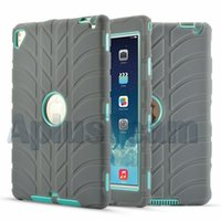 Wholesale Product Tablet - New Products Tablet PC Case For Apple iPad Pro 9.7 Case Cover iPad 2 3 4 Shockproof Dustproof Protective Case For iPad 5 6 air 2