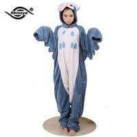 a51b1a7325 Shineye Owl Unisex Adultos Casual Flannel Pijamas con capucha Cosplay de  dibujos animados lindo Animal Onesies ropa de dormir para mujeres hombres
