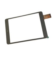 Wholesale Ainol Touch Screen - Wholesale- New 7.85inch Digitizer Touch Screen Panel glass For Ainol Novo 8 mini (P N:C196131A1-FPC720DR) Tablet PC
